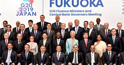 """""""Work It Out"""",  say G20 Finance Ministers"""