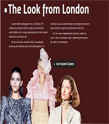 The Look from London