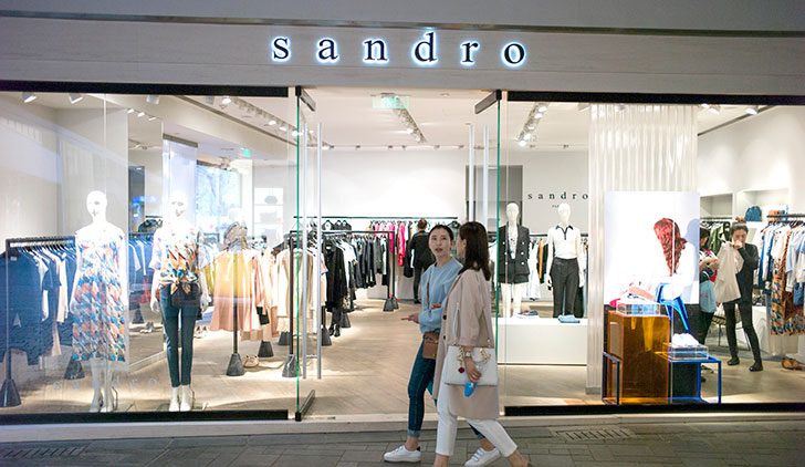 Collaboration with Ruyi Helps SMCP Back on Its Feet