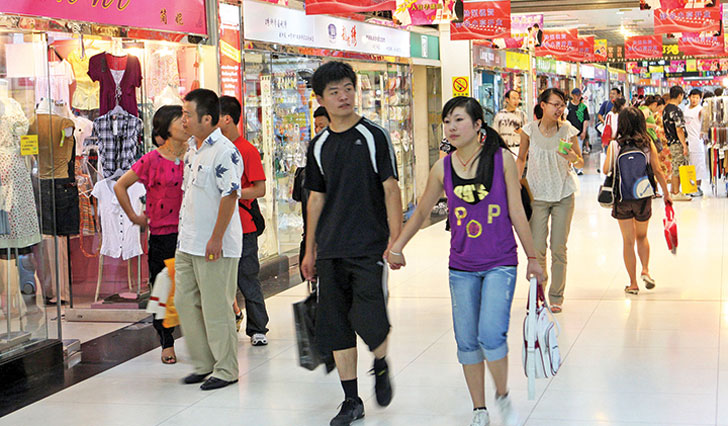 Chinese Consumers: Young & Optimistic