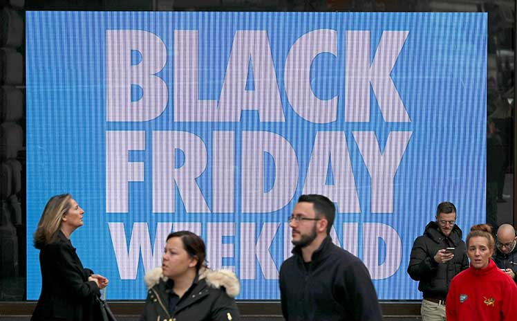 Black Friday: Now vs Then