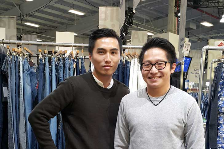 KINGPINS NEW YORK:  Denim Becomes Designer Favorite