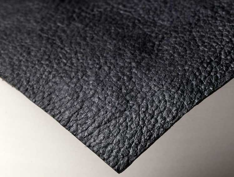 New Sustainable Leather from Mushrooms