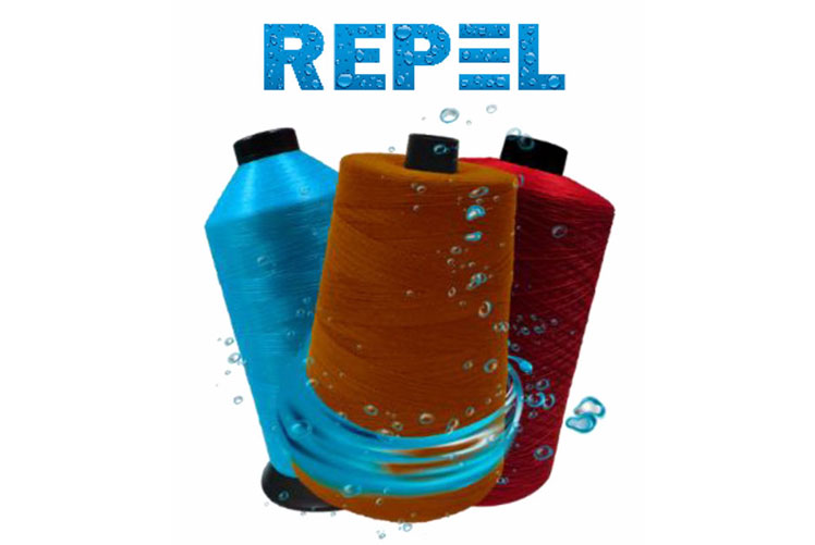 PFC-Free Water Repellent  Thread