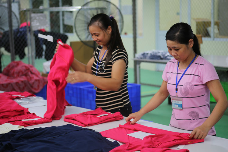 Bringing Mid-Tier Blouse Manufacturing to N. Vietnam