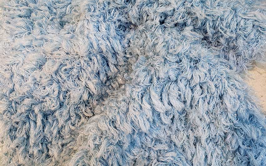 Faux Fur and Hairy Surface Yarns