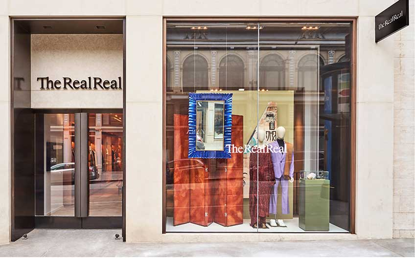 The RealReal to Open West Coast Flagship