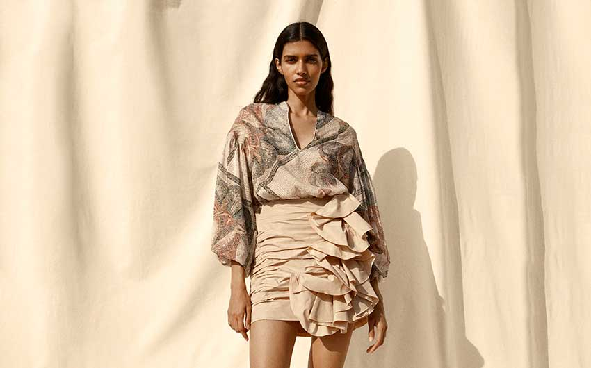 H&M's SS '20 Collection Features Circular Innovation